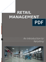 49100287 Retail Management
