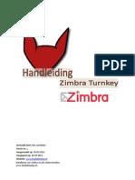 Zimbra Org Install