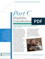Part C Eligibility Considerations for Childen With Hearing Loss