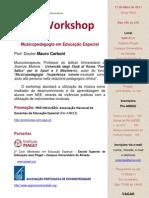 WorkshopMusicopedagogia17deMaio_2011