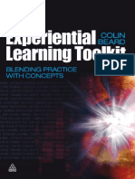 The Experiential Learning Toolkit Blending Practice With Concepts 0749450789
