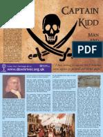 Captain Kidd - Man and Myth
