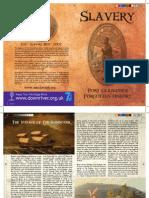 Slavery - Port Glasgow's Forgotten History