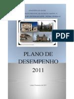 Plano de Desempenho ACES PLII 2011