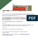 Leatherneck 2011 Online Rates
