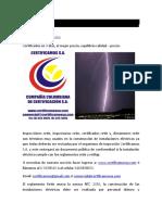 Retie y Ntc 2050 Www.certificamossa.com Cel.3113838053 Retilap Conte
