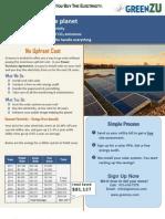Solar Energy   $0 down   Energy Financing