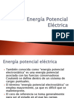 14-Energía Potencial Eléctrica
