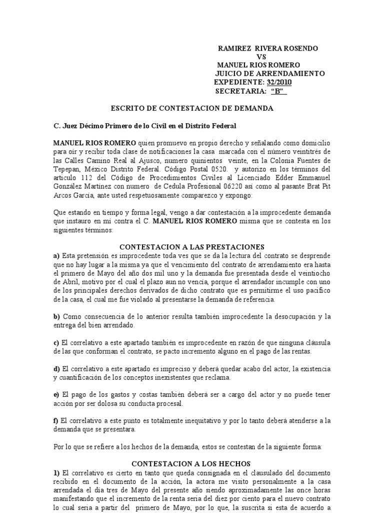 Increíble Terminación De La Plantilla Del Contrato Bosquejo ...