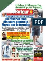 LE BUTEUR PDF du 10/05/2011