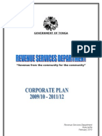 Corporate Plan New Format