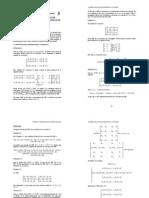 Capitulo 3 Sistemas de Ecuaciones Lineales