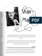 Max Planck..