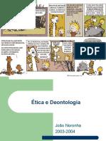 PowerPoint-Ética e Deontologia (1)
