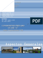 Condominio Privado Clase a-Entrega