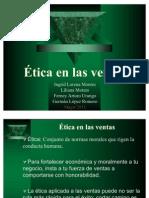 Etica en Las Ventas