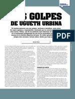 Los golpes de Ugueth Urbina - investigación