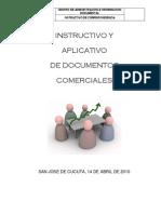 INSTRUCTIVO DE CORRESPONDENCIA