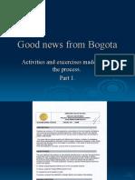 Good News From Bogota[1]