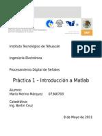 Instalación de MATLAB 2010a en Ubuntu 10.10 e Introducción