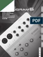 Audio Gram 6 en Om c0