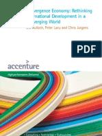 Accenture Development Partnerships Rethinking International Development in a Converging World