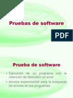 PruebasSoftware