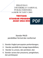 Observasi Paud Formal Dan Nonformal