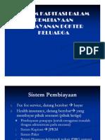 Fmd175 Slide Sistem Kapitasi Dalam Pembiayaan Pelayanan Dokter Keluarga