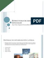 Estructuras de Edificios y Espaciales II