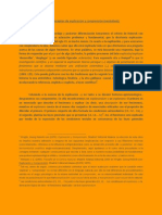 Conceptos Explicación y Comprensión (síntesis)