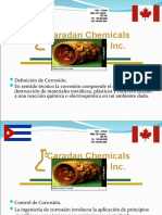 Corrosion Control Ppt