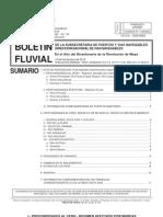 Boletin Fluvial