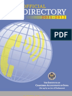 22673ICAI Official Directory 2011 12