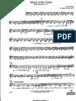 Trolls Bass Clarinet