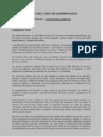 APUNTES DEL CURSO DE GEOMORFOLOGÍA 2