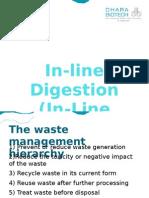 In-Line Digestion (ILD) of Urban Waste