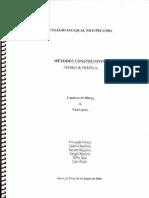 Projeto final- teoria e prática na construção -2006-parte1