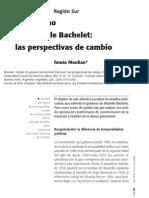 Tomas Moulian - El Gobierno de Michelle Bachelet