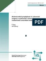 antimicorbianos cirugia