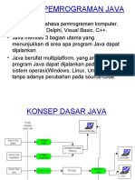 The Basic of Java