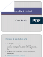 Meezan Bank Limited CASE STUDY