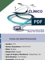 Caso Clinico CA Mama