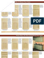 2008 Woodcraft Kitchen Catalog Details