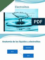 Líquidos y Electrolitos fin