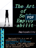 The Art of Self Employ Ability