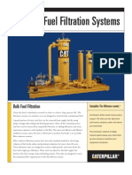 Cat® Bulk Fuel Filtration Systems