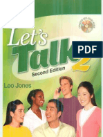 Lets Talk Students Book Sample