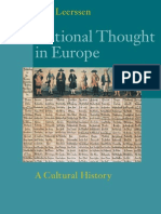 07 LEERSSEN National Thought in Europe