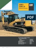 Bruchure 324 ld excavadora